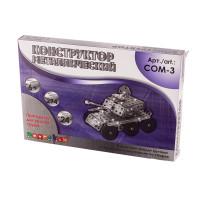 """Поделкин COM-3 """"Поделкин"""" COM-3 Конструктор 24 моделей 294 элемент."""