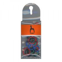 Pony 60226_BPS Кольца маркировочные PONY 60226 20 шт, пластик