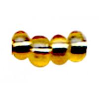 "Preciosa Ornela 17050_351-22001 Бисер Чехия BUGLES 351-22001 1,6 мм 0,5 "" 50 г  17050 золотистый"