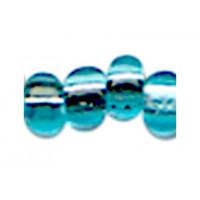 "Preciosa Ornela 67010_351-22001 Бисер Чехия BUGLES 351-22001 1,6 мм 0,5 "" 50 г  67010 голубой"