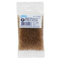 Preciosa Ornela 7718899 (01112) 331-19001-10/0 Бисер прозрачный solgel 10/0, круг.отв., 20гр Preciosa