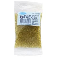Preciosa Ornela 7718902 (01151) 331-19001-10/0 Бисер прозрачный solgel 10/0, круг.отв., 20гр Preciosa
