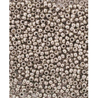 Preciosa Ornela БИС-1-117-38301.117 Бисер Preciosa 10/0, 20г серый