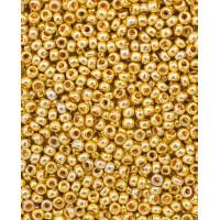 Preciosa Ornela БИС-1-130-38301.130 Бисер Preciosa 10/0, 20г золотистый