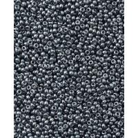Preciosa Ornela БСЧ-20-37-33716.039 Бисер Preciosa (Чехия) р.10/0 серый 49102