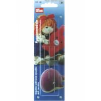 Prym 131140 Иглы для игрушек (сталь) 70/80/127 мм