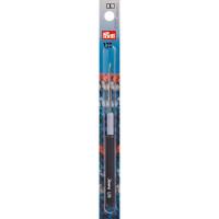 """Prym 175317 Для вязания """"PRYM"""" 175317 Крючок IMRA для тонкой пряжи сталь d 1.75 мм в блистере с цв. пласт. ручкой и колпачком"""