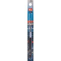 """Prym 175321 Для вязания """"PRYM"""" 175321 Крючок IMRA для тонкой пряжи сталь d 1.25 мм в блистере с цв. пласт. ручкой и колпачком"""