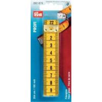 Prym 282675 Измерительная лента с сантиметровой и дюймовой шкалой Профи, стекловолокно