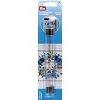 Prym 521690 610700 Линейка увеличительная магнитная, 16,5х2,2 см, Prym