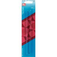 Prym 611332 Линейка для квилтинга (для измерения подгибки), пластик 1/4 дюйм *6,7 дюйм
