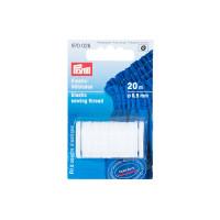 """Prym 970026 Для вязания """"PRYM"""" эластичная дополнительная нить 970026 в блистере прозрачная"""