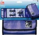 Prym Органайзер для швейных принадлежностей 21х16,5 см открытый 21х67 см лиловый цв. Органайзер для швейных принадлежностей 21х16,5 см открытый 21х67 см лиловый цв.
