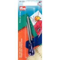 Prym Шило с пластмассовой ручкой и защитным колпачком Шило с пластмассовой ручкой и защитным колпачком
