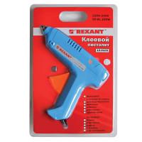 REXANT 12-0105 Клеевой пистолет 100 Вт для стержня 11 мм, REXANT, в блистере, 12-0105