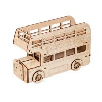 """REZARK BIR-010 """"REZARK"""" BIR-010 Пазл 3D фанера Английский автобус"""
