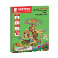 """REZARK FHS-004 Объемные пазлы 3D Серия FHS-004  """"Лесные домики"""" Дом на дереве"""