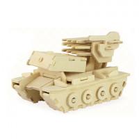 REZARK ROT-011 Объемные пазлы 3D ROT-011 Огнеметная система 11х8х7,5 см