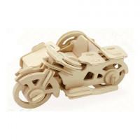 REZARK ROT-012 Объемные пазлы 3D ROT-012 Мотоцикл 11х8х7,5 см