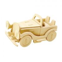 REZARK ROT-015 Объемные пазлы 3D ROT-015 Классический автомобиль 10,5х5,8х5,6 см