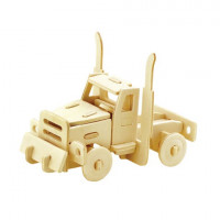 REZARK ROT-016 Объемные пазлы 3D ROT-016 Американский грузовик 12,5х8х5 см