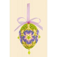 Риолис 00000051578 Набор для бисероплетения «Риолис» Б176 Яйцо пасхальное