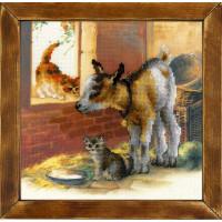 Риолис 0053 РТ Козленок и котята