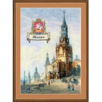 Риолис 0064 РТ Города России. Москва