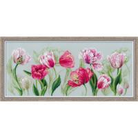 Риолис 100/052 Весенние тюльпаны