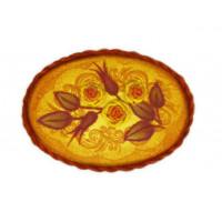 Риолис 1584АС Брошь Чайная роза
