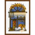 Риолис 1593 Осеннее окошко