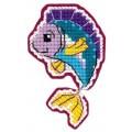 Риолис 1622АС Магнит Рыбка