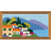 Риолис 1631 Городок у моря