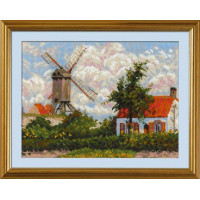 Риолис 1702 Ветряная мельница в Кноке