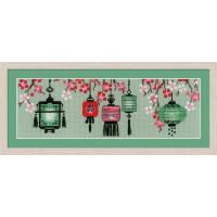 Риолис 1707 Китайские фонарики