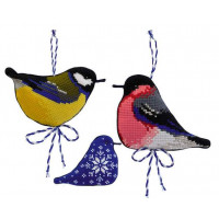 Риолис 1742 Зимние птички