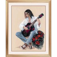 Риолис 1766 Гитарист