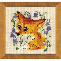 Риолис 1776 Маленький лисёнок