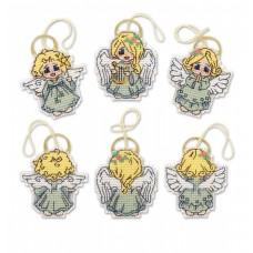 Набор для вышивания 1778АС Ангелочки