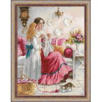 Риолис 1789 Уроки вышивки