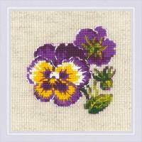 Риолис 1857 Набор для вышивания  «Риолис»1857 «Пара анюток»