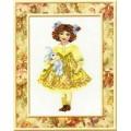 Риолис 961 Кукла с зайцем
