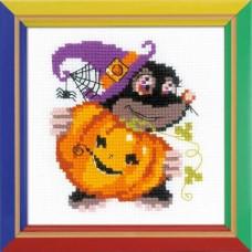 Набор для вышивания НВ173 Happy Halloween