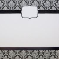 "Рукоделие 210910-002-08 Бумага ""Artie Nori et Blanc"" (фольга)"