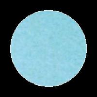 Рукоделие 851 Набор декоративного  фетра FSR1.2 -851N5 1,2мм; 22см х 30см (5 листов, цвет голубая лагуна)