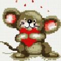 Рукоделие AZM2020/D-003 Это любовь!
