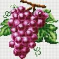 Рукоделие AZM2020/F-003 Гроздь винограда