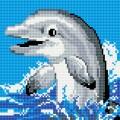 Рукоделие AZM2020/J-004 Дельфин