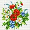 Рукоделие AZM2020/Z-001 Полевые цветы