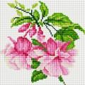Рукоделие AZM2020/Z-013 Нежные цветы